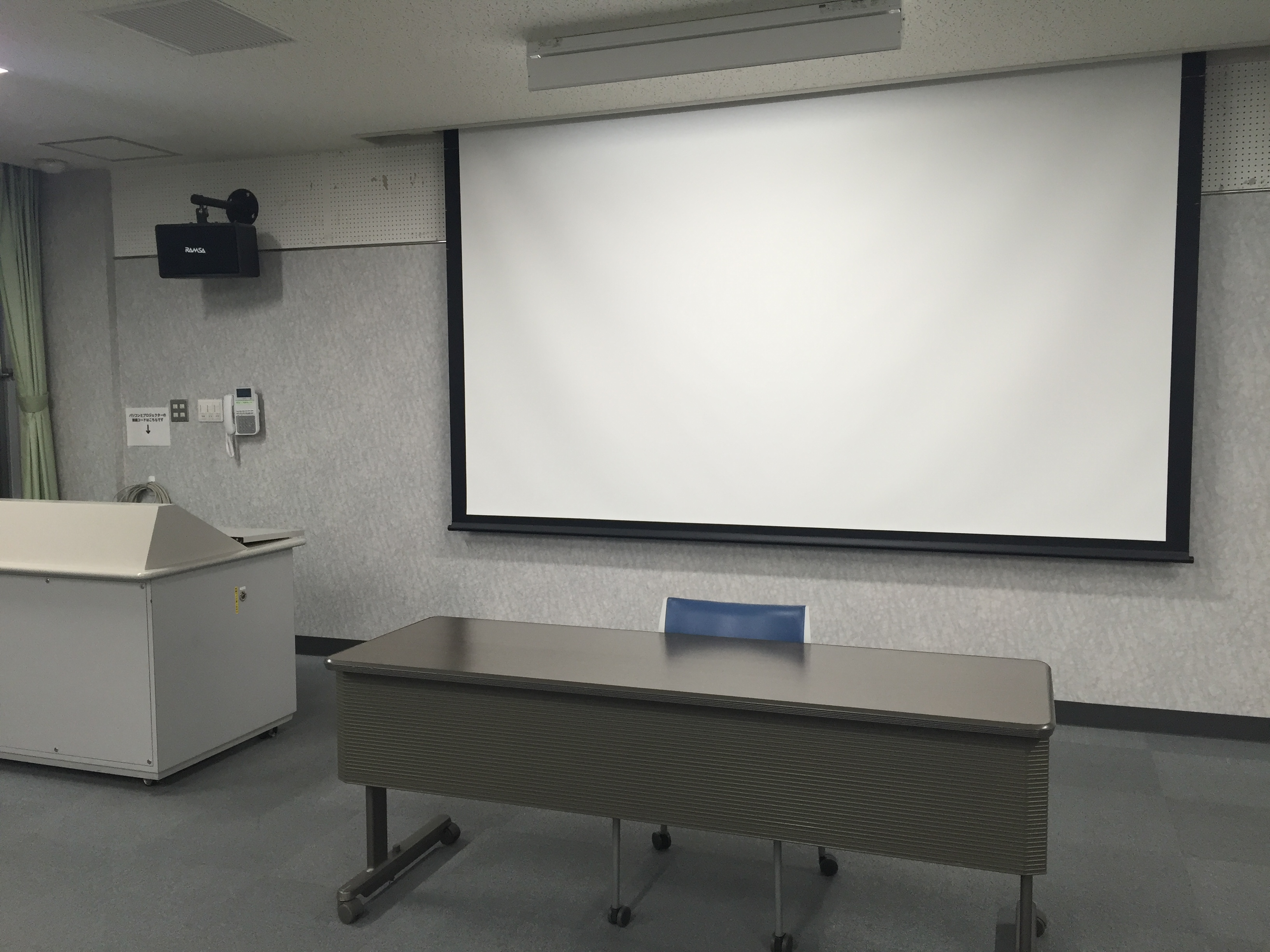 視聴覚室 3枚目の写真